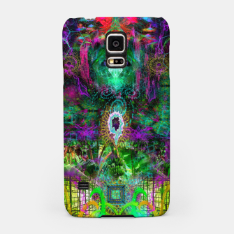 Miniature de image de Party Outside The Box (psychedelic visionary) Samsung Case, Live Heroes