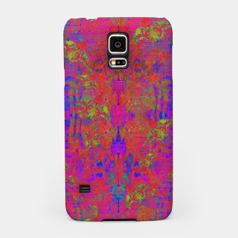 Thumbnail image of Birds of Expression (abstract, psychedelic) Samsung Case, Live Heroes