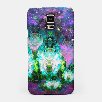 Thumbnail image of Winter Snow Owl Famil Samsung Case, Live Heroes