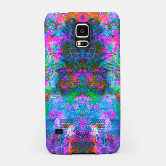 Thumbnail image of Kamana (Ultraviolet) (psychedelic, visionary, blacklight, abstract) Samsung Case, Live Heroes