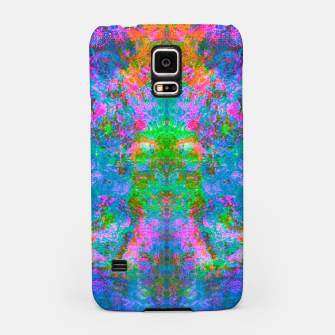 Thumbnail image of Kamana II (Ultraviolet) (psychedelic, abstract, fluorescent) Samsung Case, Live Heroes