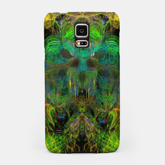 Miniaturka Seaweed Ghost Breath (dark, scary, abstract, psychedelic) Samsung Case, Live Heroes