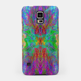 Thumbnail image of Lightworker In The Zephyr (abstract, visionary) Samsung Case, Live Heroes