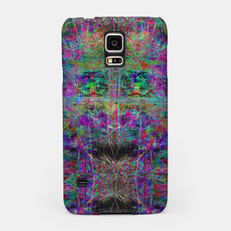 Miniaturka Senile Scream (abstract, psychedelic) Samsung Case, Live Heroes
