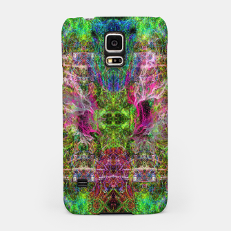 Thumbnail image of The Sultan's Subordinate (abstract, kaleidoscope, psychedelic) Samsung Case, Live Heroes