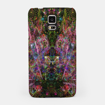 Thumbnail image of Third Mind Wiring (abstract, psychedelic) Samsung Case, Live Heroes