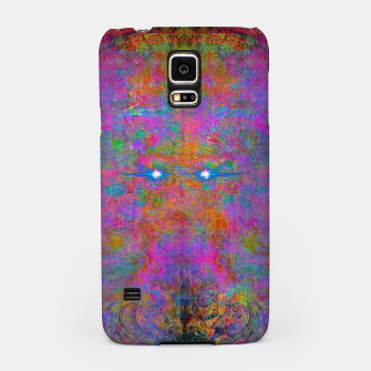 Thumbnail image of Cotton Candy Woman (psychedelic, abstract) Samsung Case, Live Heroes