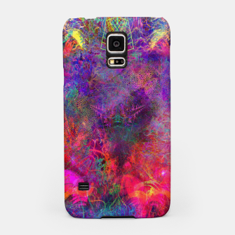 Thumbnail image of Seahorse Cove (abstract, underwater, sea life) Samsung Case, Live Heroes