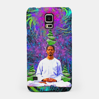 Miniatur Thought Whisps (psychedelic, meditation) Samsung Case, Live Heroes