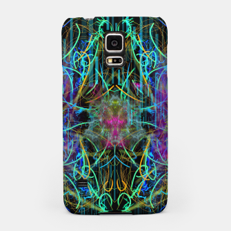 Thumbnail image of Abstract Energy 4 Samsung Case, Live Heroes