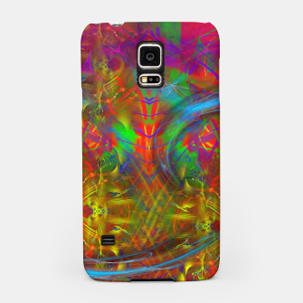 Thumbnail image of Abstract Energy 7 Samsung Case, Live Heroes