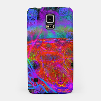 Thumbnail image of E.T.'s Finger (ultraviolet, psychedelic, alien) Samsung Case, Live Heroes