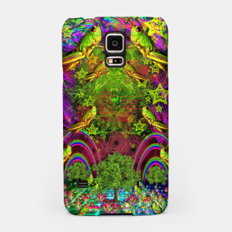 Thumbnail image of Grasshopper Dream Land Samsung Case, Live Heroes