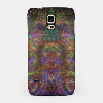 Miniatur Galactic Woman Samsung Case, Live Heroes