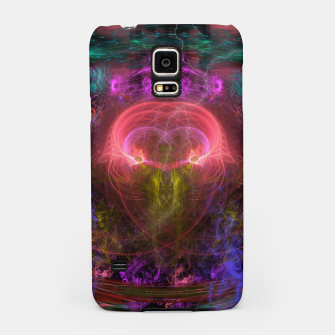 Miniatur Queen Evette's Cyclonic Radiance Samsung Case, Live Heroes