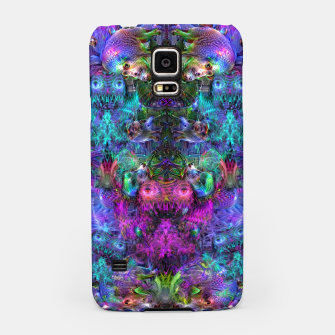 Thumbnail image of Lin's Dreams 7 (freak, trippy, weird, psychedelic, visionary) Samsung Case, Live Heroes