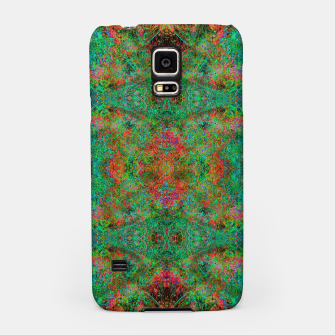 Miniature de image de Mr. Fire From Ice (abstract) Samsung Case, Live Heroes
