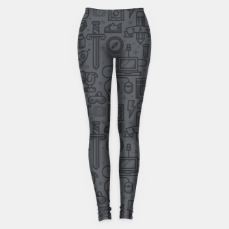 Geek Leggings miniature