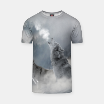 Thumbnail image of Wolf Shirt, Live Heroes