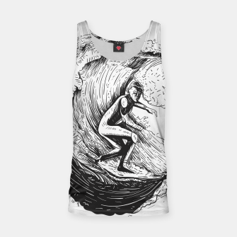 Thumbnail image of Surfer Tank Top, Live Heroes