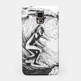 Thumbnail image of Surf Samsung Case, Live Heroes