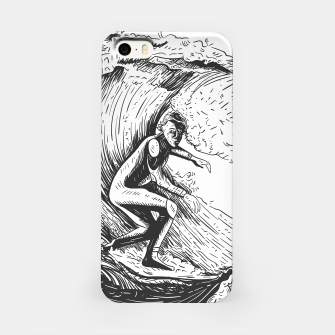 Thumbnail image of Iphone Surf Case, Live Heroes