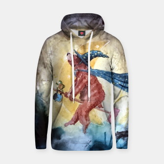 Thumbnail image of Bearwitch Hoodie, Live Heroes