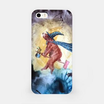 Thumbnail image of Bearwitch iPhone Case, Live Heroes