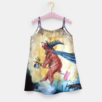 Thumbnail image of Bearwitch Girl's dress, Live Heroes