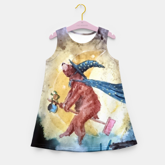 Thumbnail image of Bearwitch Girl's summer dress, Live Heroes