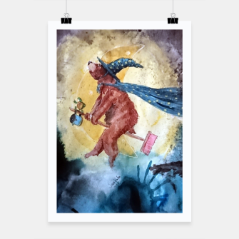 Thumbnail image of Bearwitch Poster, Live Heroes