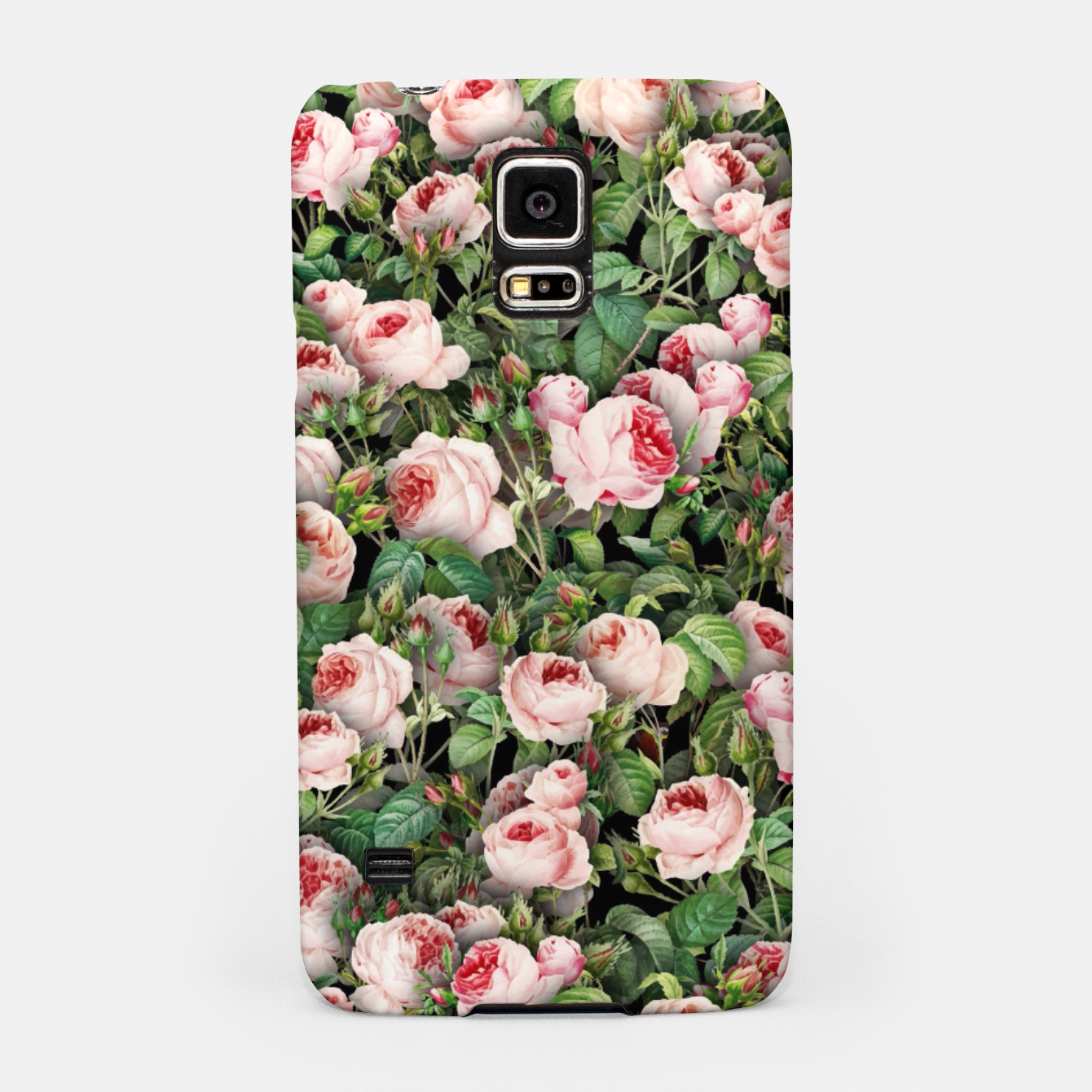 Image of Pink roses Samsung Case - Live Heroes
