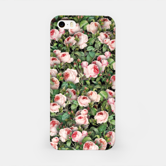 Pink roses iPhone Case thumbnail image