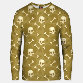 Thumbnail image of Skull Pattern - 01 Unisex sweater, Live Heroes
