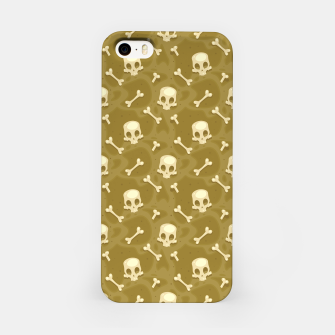 Thumbnail image of Skull Pattern - 01 iPhone Case, Live Heroes