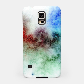 Thumbnail image of White Galaxy Samsung Case, Live Heroes