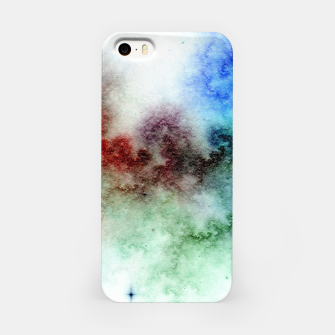 Thumbnail image of White Galaxy iPhone Case, Live Heroes