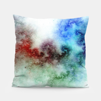Thumbnail image of White Galaxy Pillow, Live Heroes