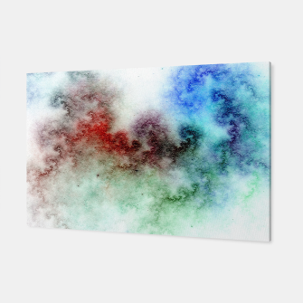 Thumbnail image of White Galaxy Canvas, Live Heroes