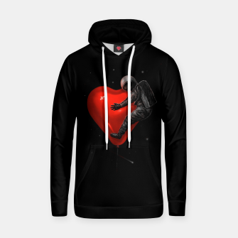 Thumbnail image of Space Love Hoodie, Live Heroes