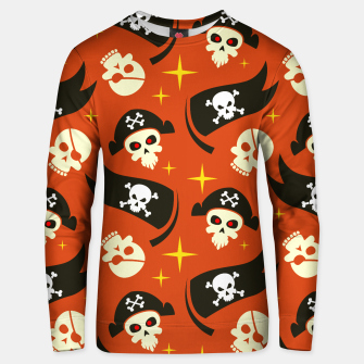 Thumbnail image of Skull Pattern - 02 Unisex sweater, Live Heroes