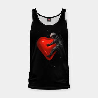 Thumbnail image of Space Love Tank Top, Live Heroes