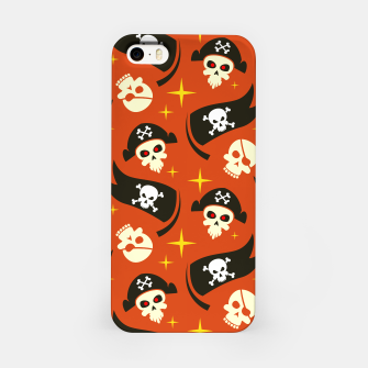 Thumbnail image of Skull Pattern - 02 iPhone Case, Live Heroes