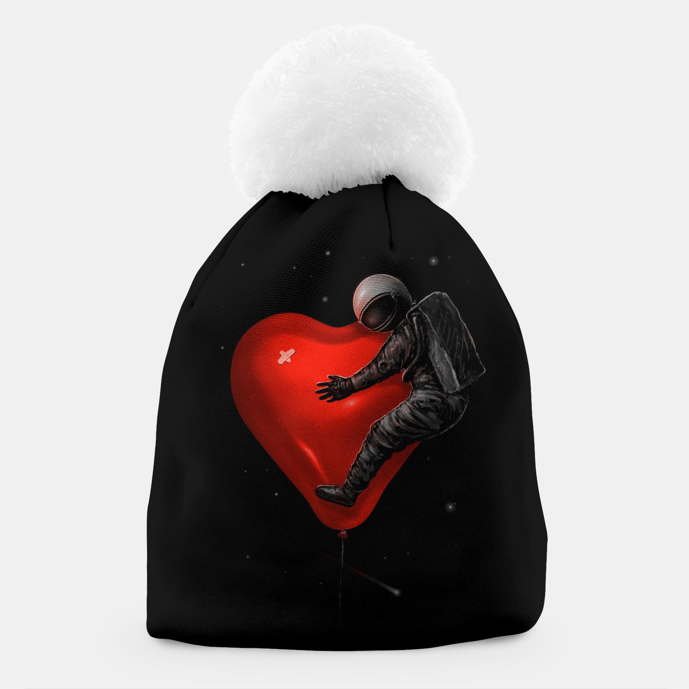 Image of Space Love Beanie - Live Heroes