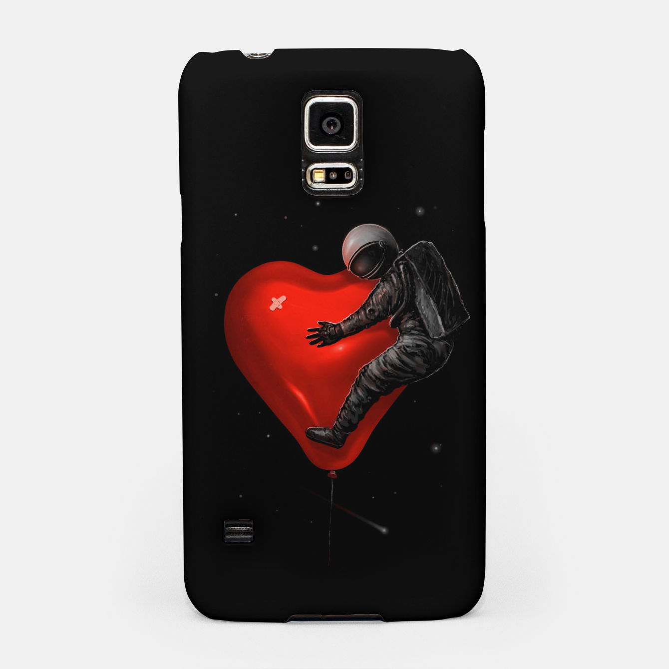 Image of Space Love Samsung Case - Live Heroes