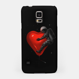 Thumbnail image of Space Love Samsung Case, Live Heroes