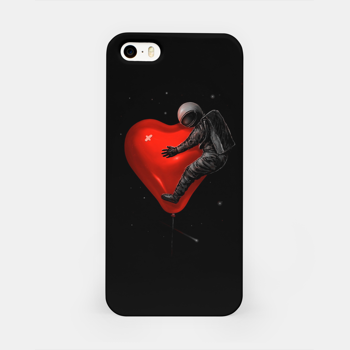Image of Space Love iPhone Case - Live Heroes