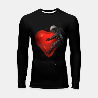 Space Love Longsleeve rashguard  miniature