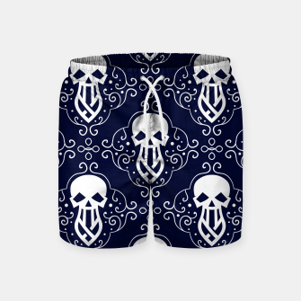 Thumbnail image of Skull Pattern - 03 Swim Shorts, Live Heroes