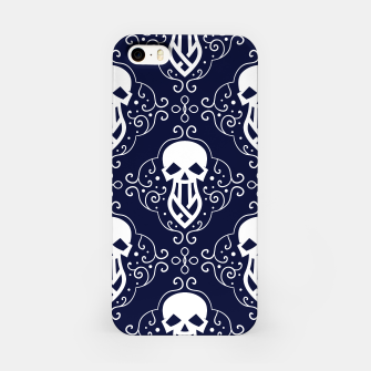 Thumbnail image of Skull Pattern - 03 iPhone Case, Live Heroes